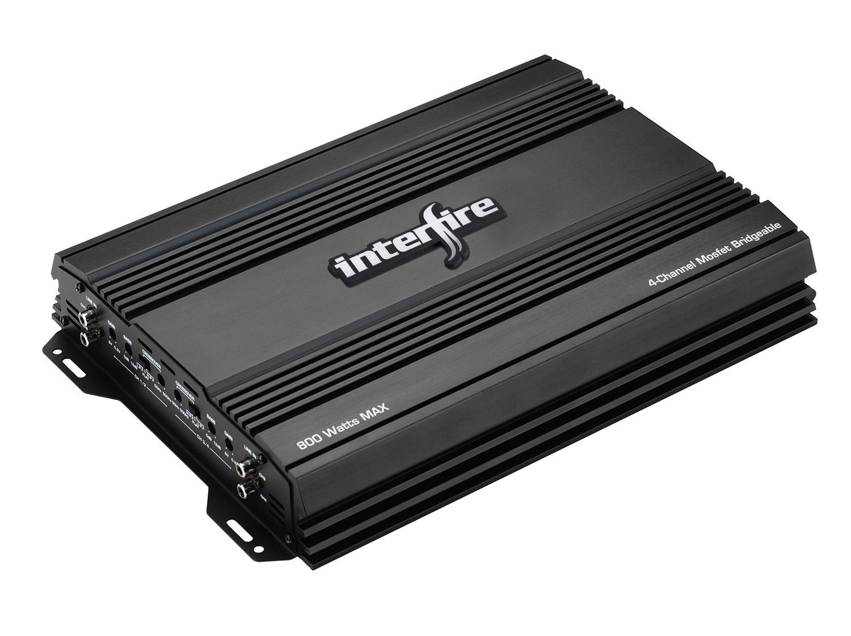 Interfire Inc 1500 Watt High Power Amplifier T 2130